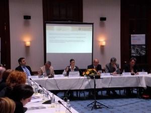 """Одржана презентација Упоредног извјештаја за 2009. годину у склопу Пројекта """"Мониторинг Процеса Европских интеграција БиХ"""""""