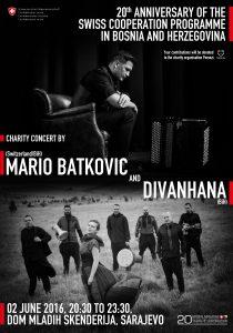 Charity Concert_Mario Batkovic and Divanhana_02.06.2016