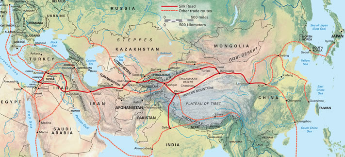 New Silk Road Leads Through the Balkans – China and Southeast European Countries