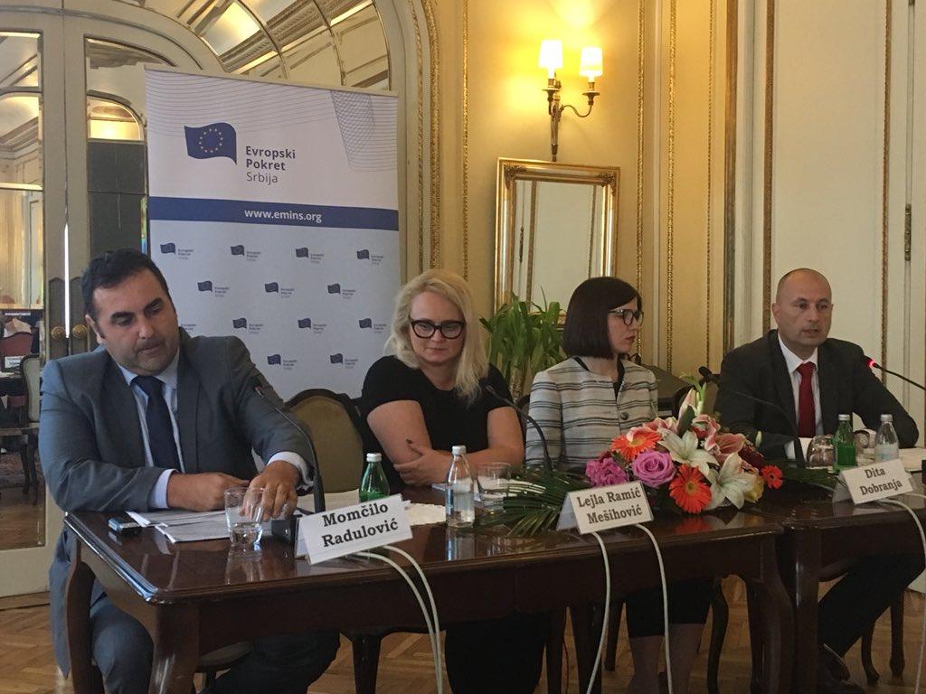 Poruke sa Zapadnog Balkana: Vladavina prava srž evropskih integracija