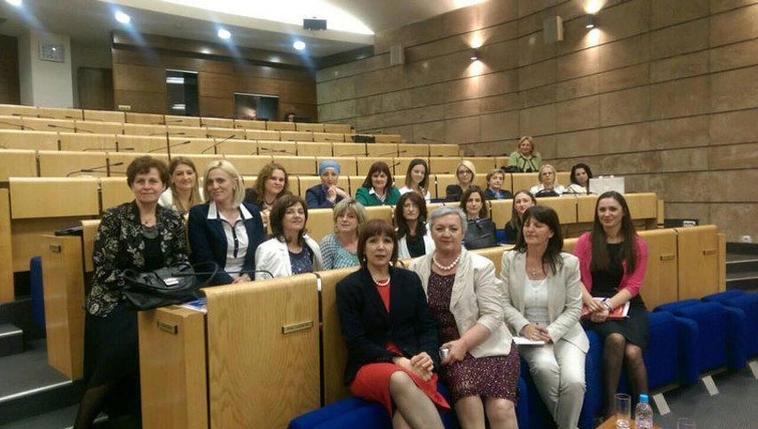 Podrška parlamentarkama u Predstavničkom domu Parlamenta FBiH