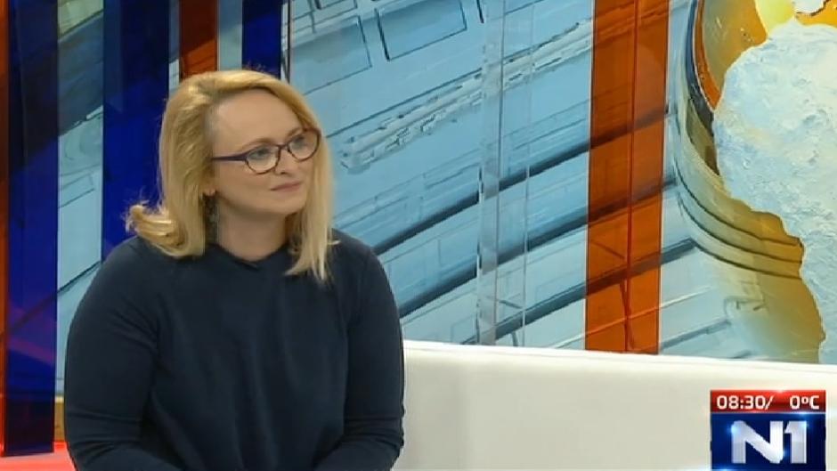 Lejla Ramic-Mesihovic: Intervju N1