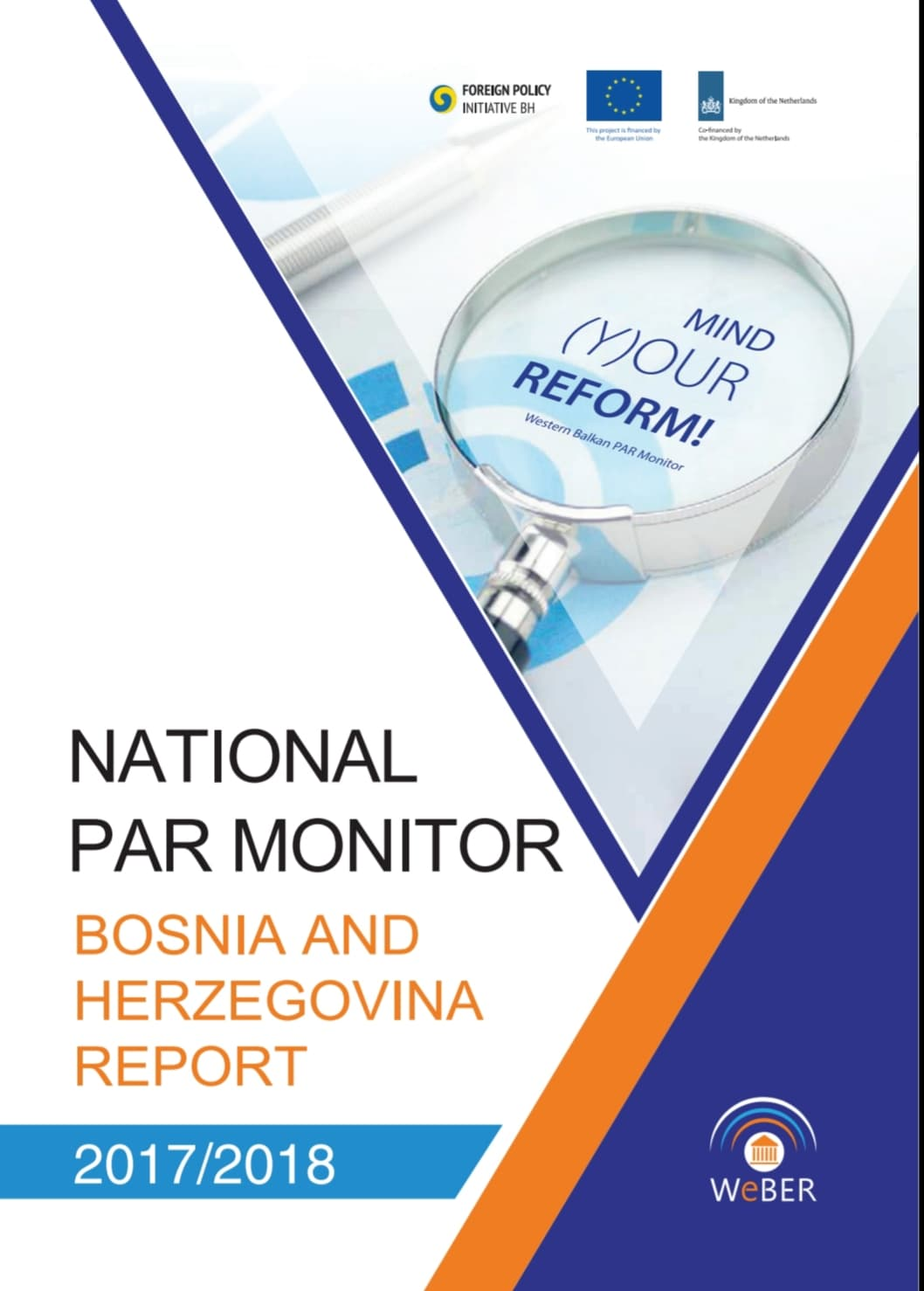 National PAR Monitor – Bosnia and Herzegovina 2017/2018