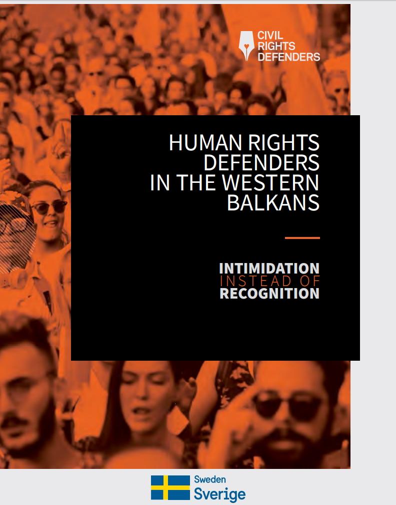 Branitelji ljudskih prava na zapadnom Balkanu