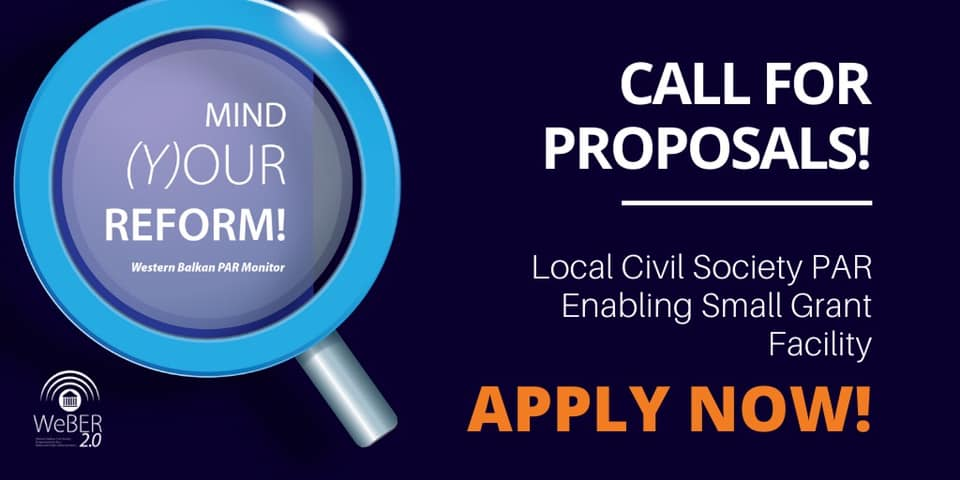 APPLY NOW – Call for Expression of Interest to CSOs interested in PAR monitoring